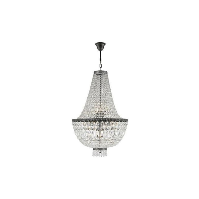 Crystocia French Basket Chandelier