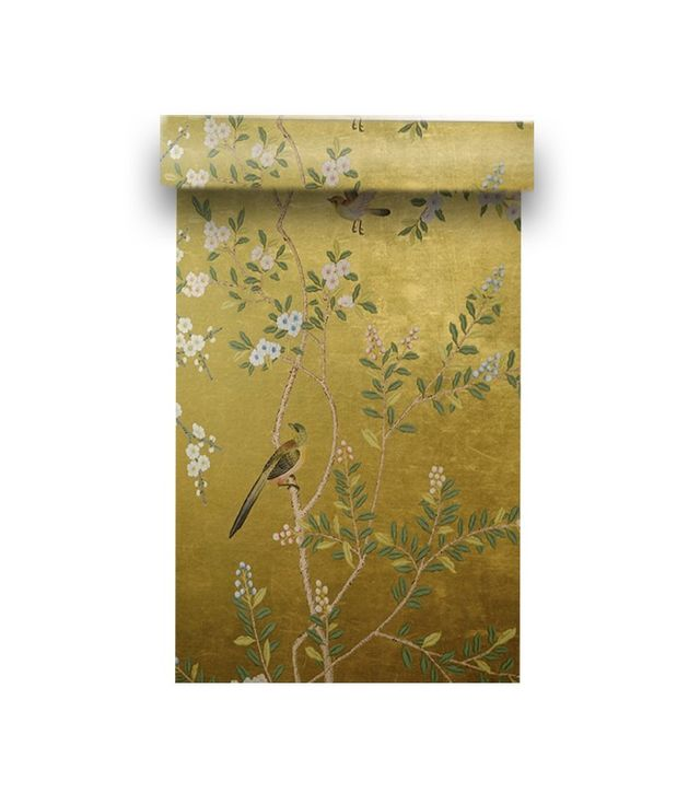 de Gournay Bespoke Hand-Painted Wallpaper