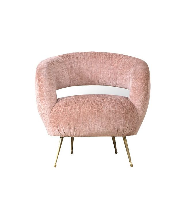 Kelly Wearstler Laurel Lounge Chair