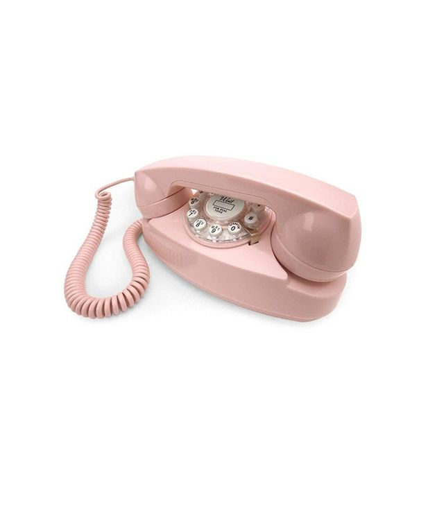 Wes Anderson Pink Princess Telephone