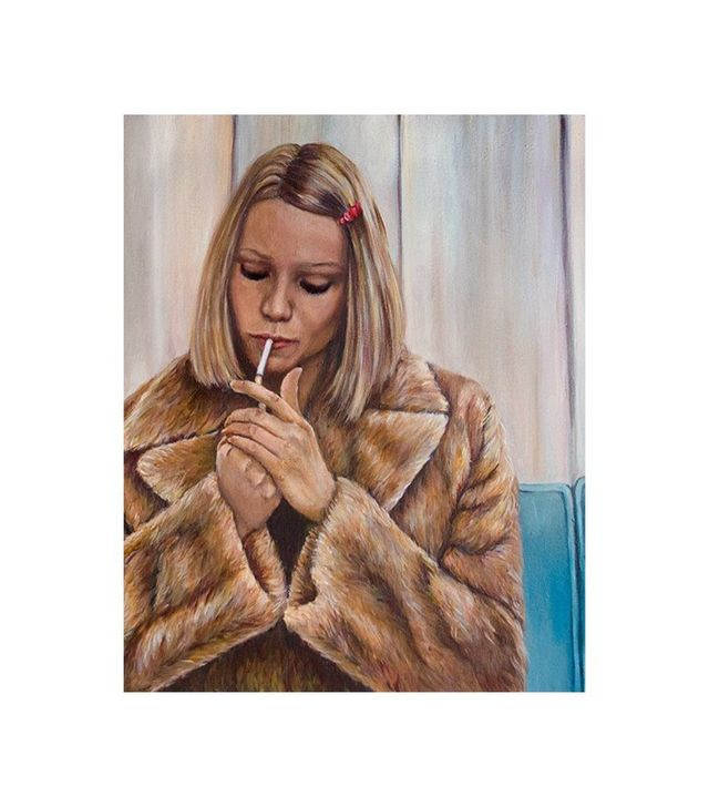 Heather Buchanan Margot Tenebaum Portrait