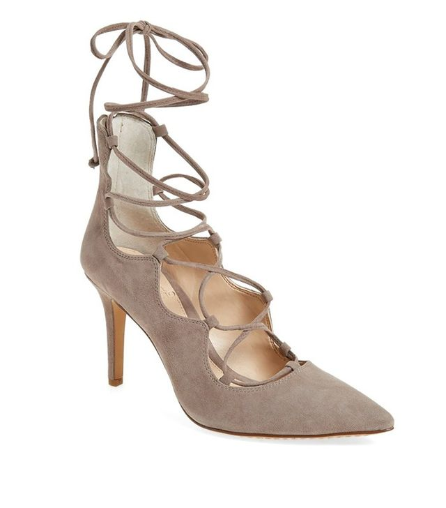 Vince Camuto Barsha Lace-Up Pumps