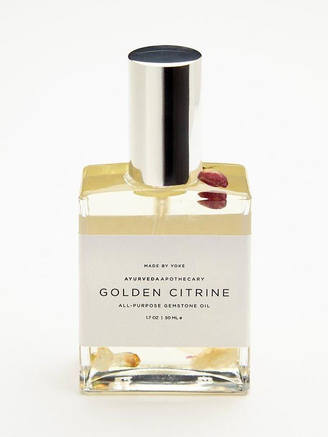 Yoke All-Purpose Gemstone Oil in Golden Citrine