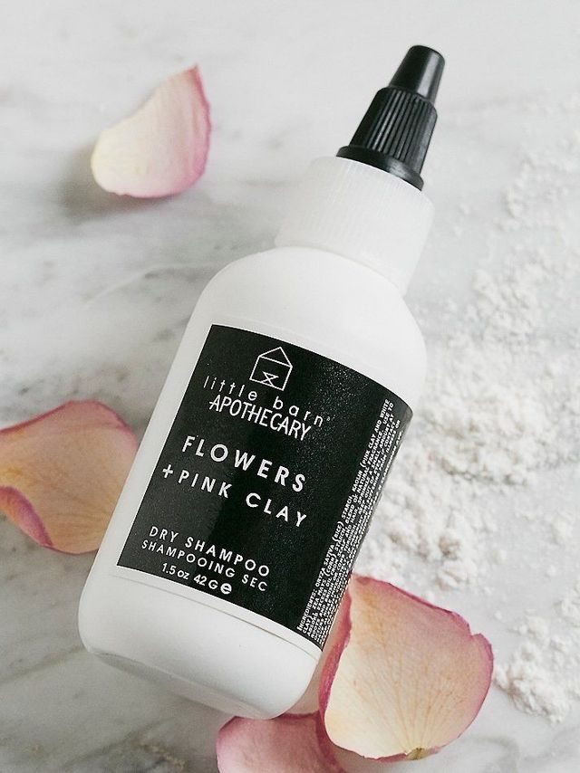 Little Barn Apothecary Flowers + Pink Clay Dry Shampoo