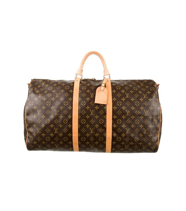 Louis Vuitton Pre-Owned Keepall Bandouliere 60