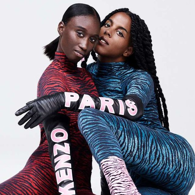 See the First Images of H&M and Kenzo's Collaboration