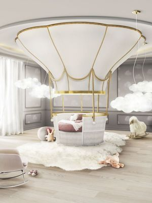 This Luxury Kids' Bed Costs More Than College Tuition