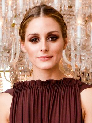 "Olivia Palermo Wore This ""Ugly"" Color Trend Months Before It Was Cool"