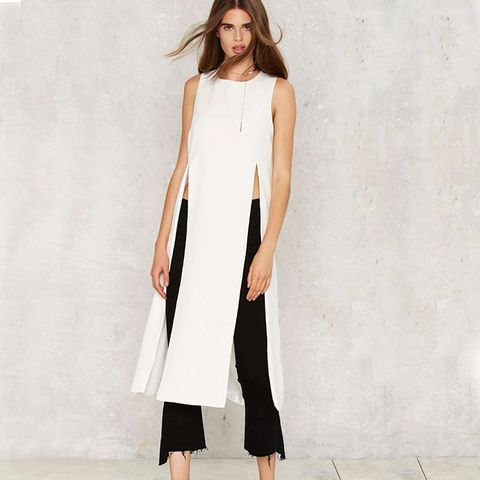 Slit While You're Ahead Top