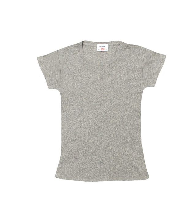 RE/Done|Hanes The 1960s Slim Tee