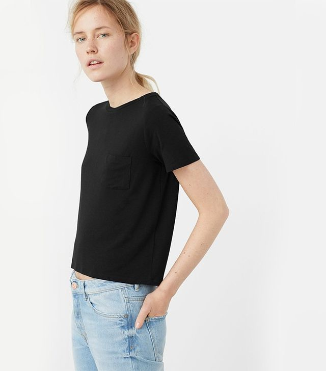 Mango Pocket T-shirt