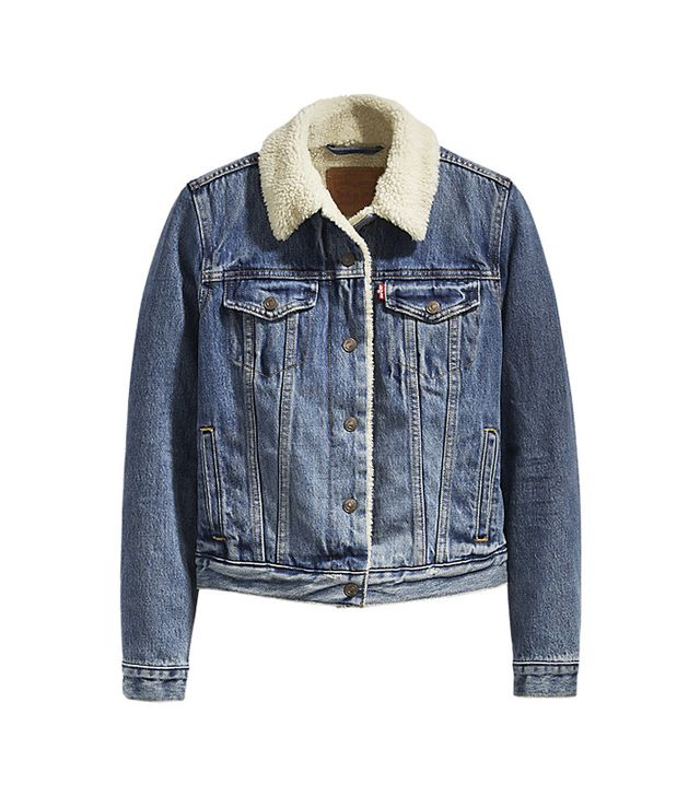 Levi's Originals Sherpa Trucker Jacket