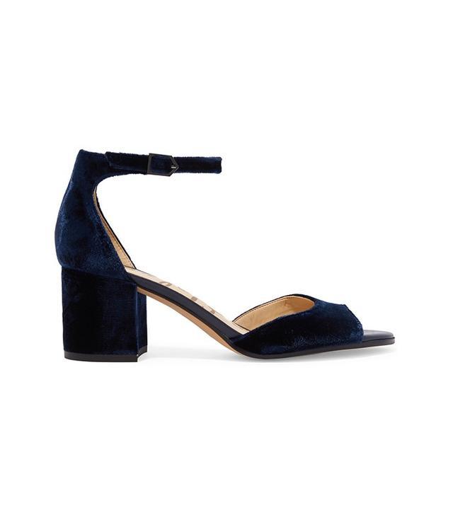 Sam Edelman Susie Velvet Sandals