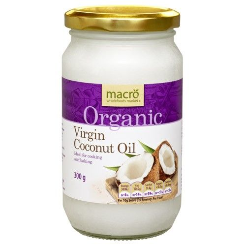 Macro Organic Coconut Oil