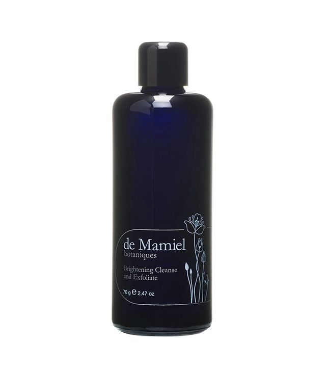 de Mamiel Brightening Cleanse and Exfoliate