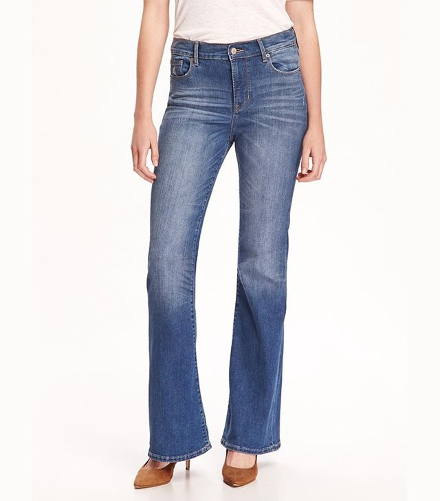 Old Navy High-Rise Vintage Flare Jeans