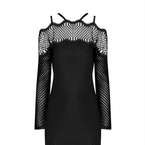 Dream Catcher Long Sleeve Dress