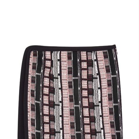 Navajo Woven Mini Skirt