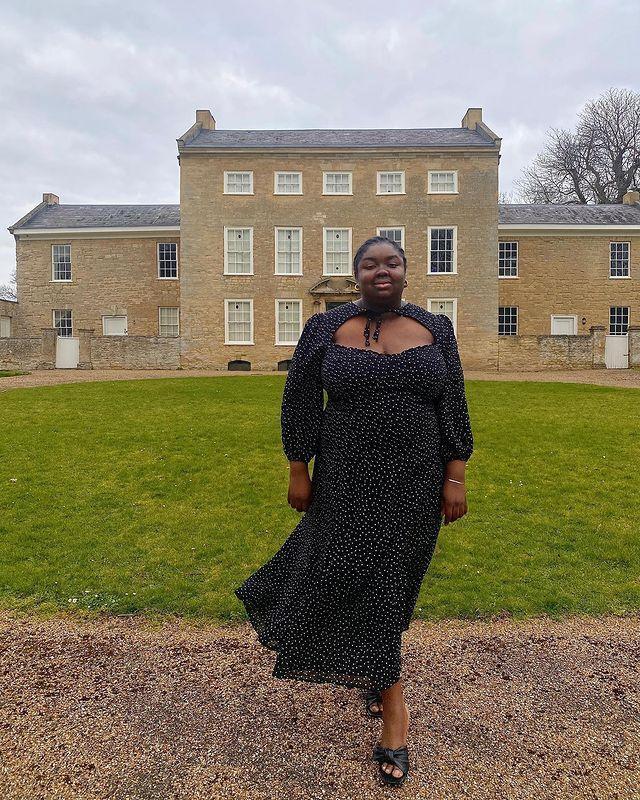 Wedding guest dresses: Abi Marvel