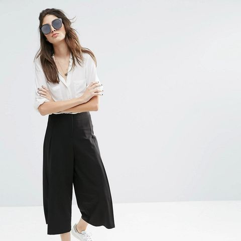 Smart Tailored Culottes