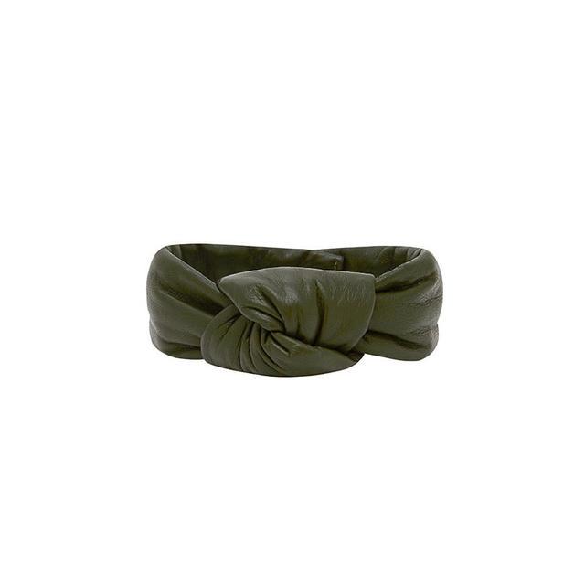 Natalie Chapman Leather Knot Choker