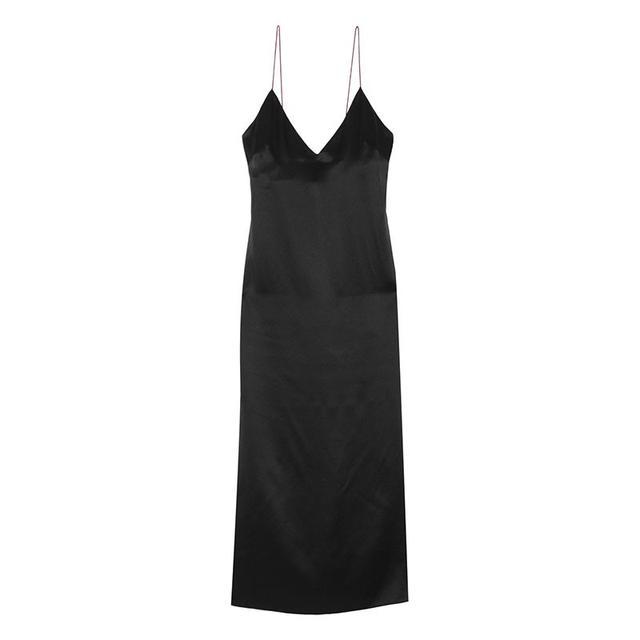 Rag & Bone Nina Silk Midi Dress