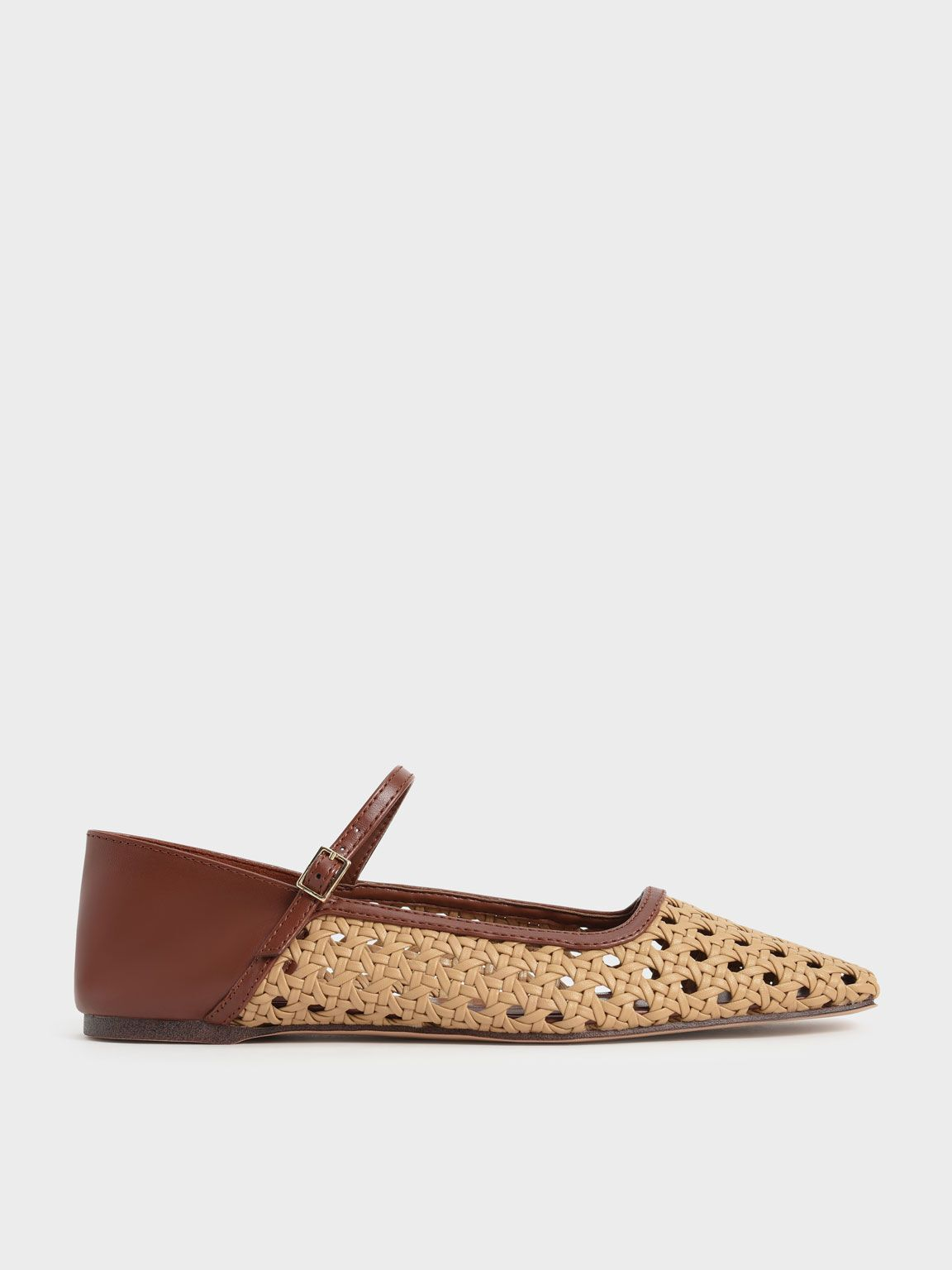 These Flat Shoes Are So Pretty They Might Get You Out of Your Slippers