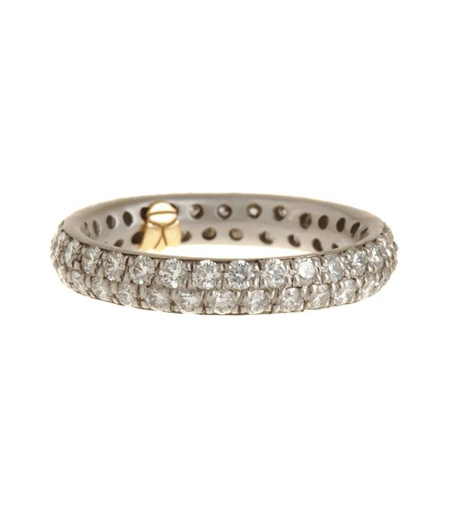 Linda Lee Johnson Diamond Serena RIng