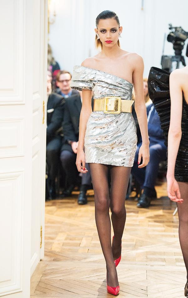 A/W 16 Buy #4: One-Shoulder Dresses
