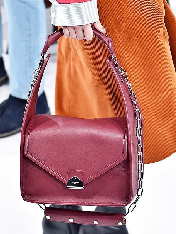 A/W 16 Buy #8: Burgundy Leather