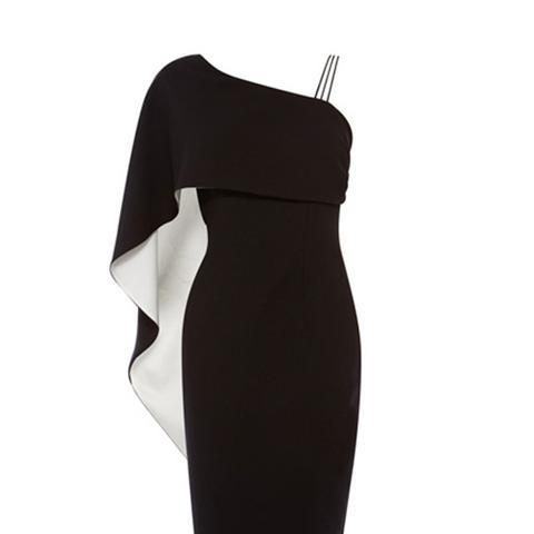 Estrella One-Shoulder Dress