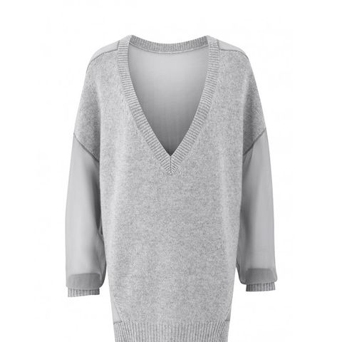 Motion Pebble Cashmere Sweater