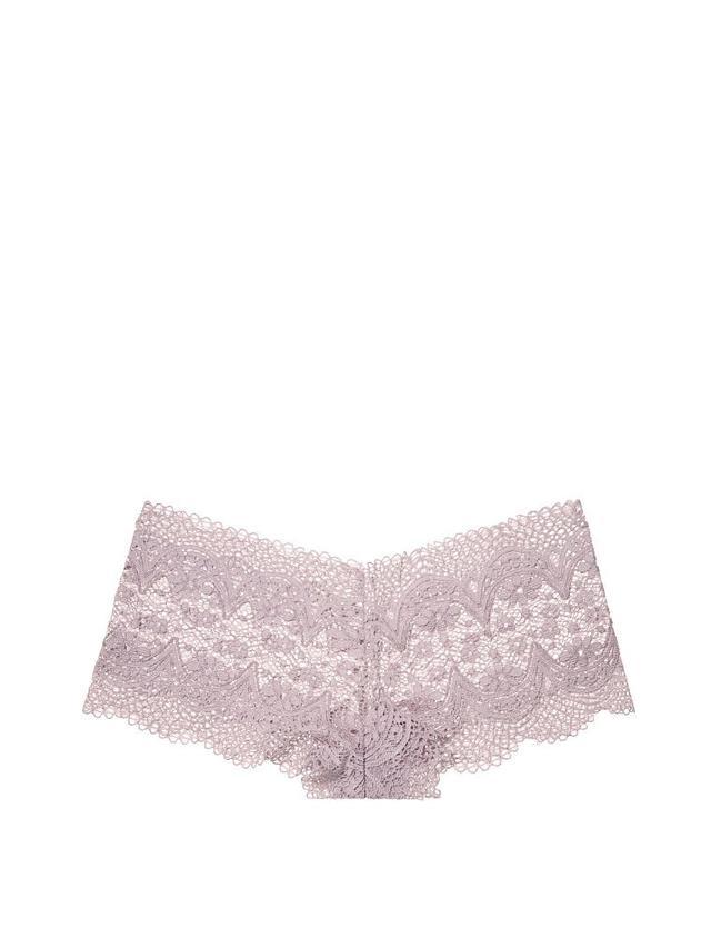Victoria's Secret The Crochet Lace Sexy Shortie