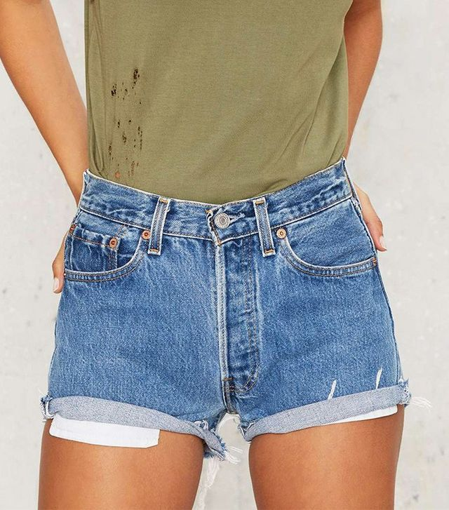 Levi's After Party Vintage 501 Cutoff Shorts