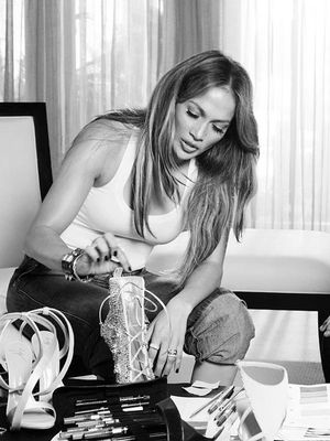 Everything to Know About Jennifer Lopez's New Shoe Collab
