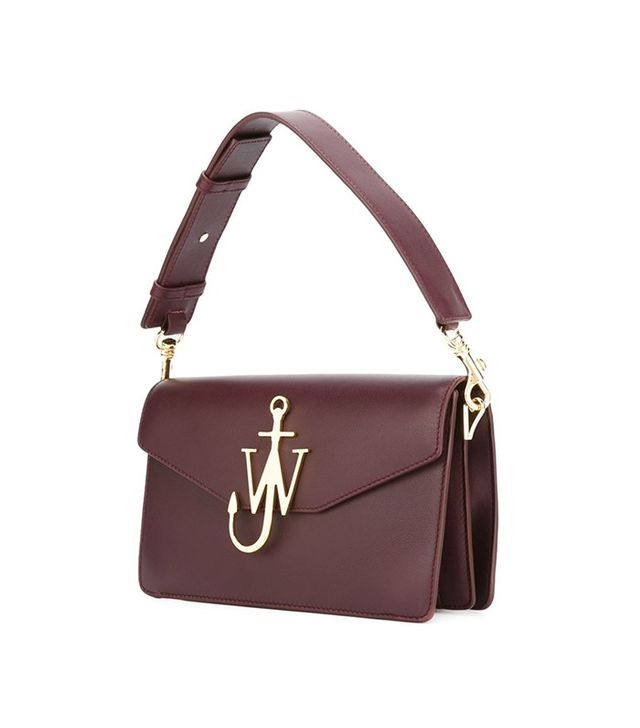 J.W.Anderson Logo Plaque Shoulder Bag