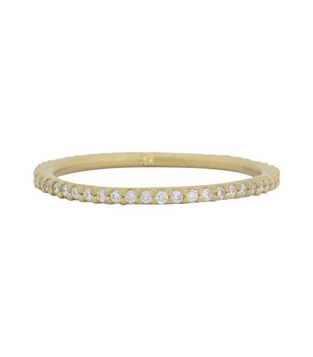 Tate Diamond Eternity Ring