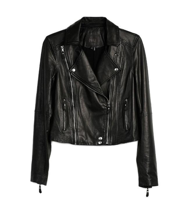 Paige Roanna Leather Jacket