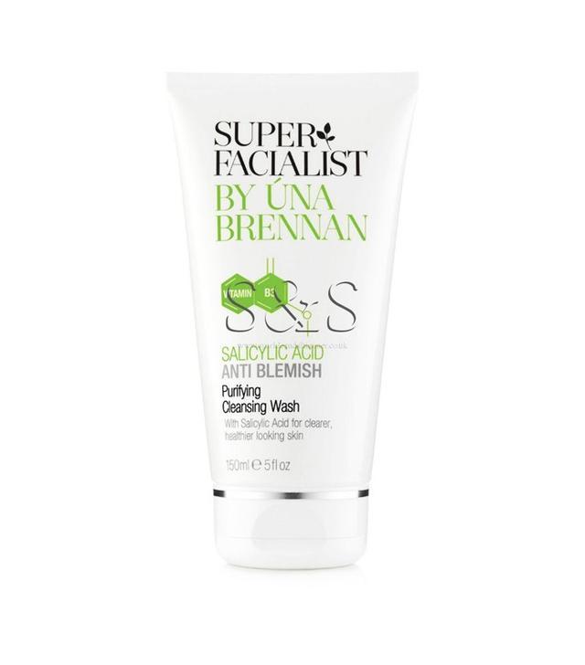 Super Facialist by Una Brennan Salicylic Acid Purifying Cleansing Wash