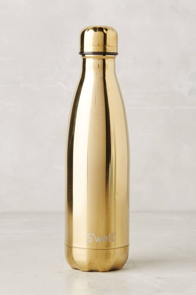 S'Well Reusable Water Bottle in Gold