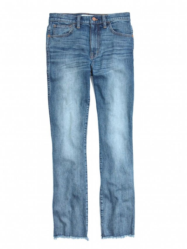 Madewell Cali Demi-Boot Jeans in Essex Wash