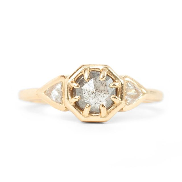 Lauren Wolf Gemina Ring