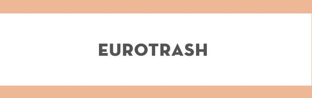 At Eurotrash, you'll find luxury and rare designer items from Chanel, Gucci, Dolce & Gabbana (you get the drift), and the best part? You can shop online, too.