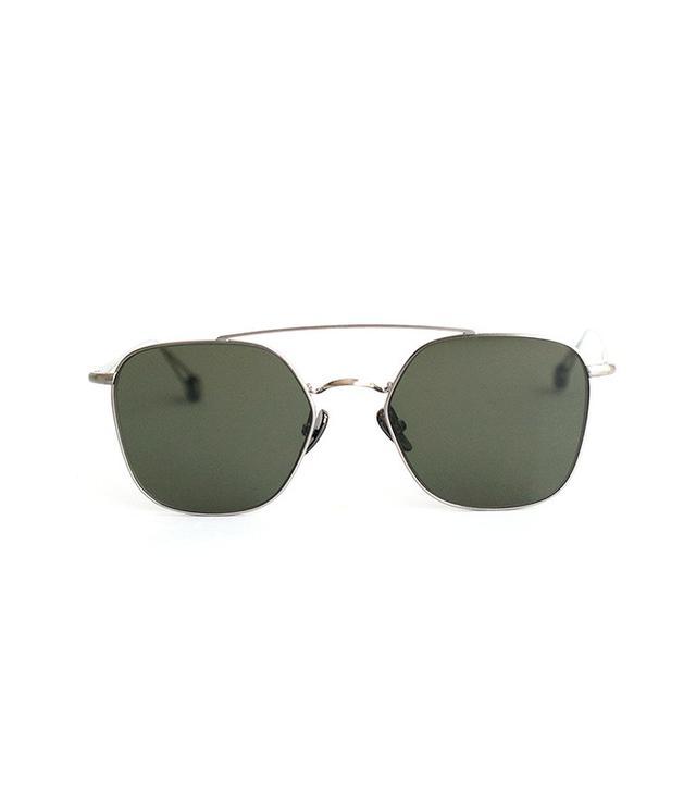 Ahlem Eyewear Concorde Sunglasses in Grey