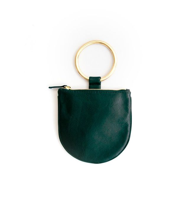 Otaat/Myers Collective Small Ring Pouch In Green