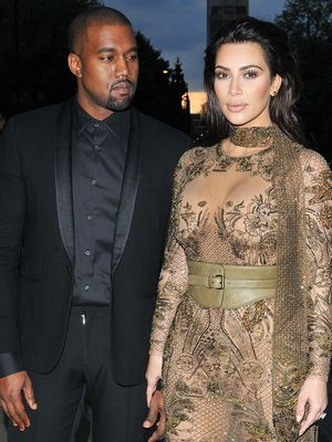 See Kim and Kanye's Karl Lagerfeld–Photographed September Issue Cover