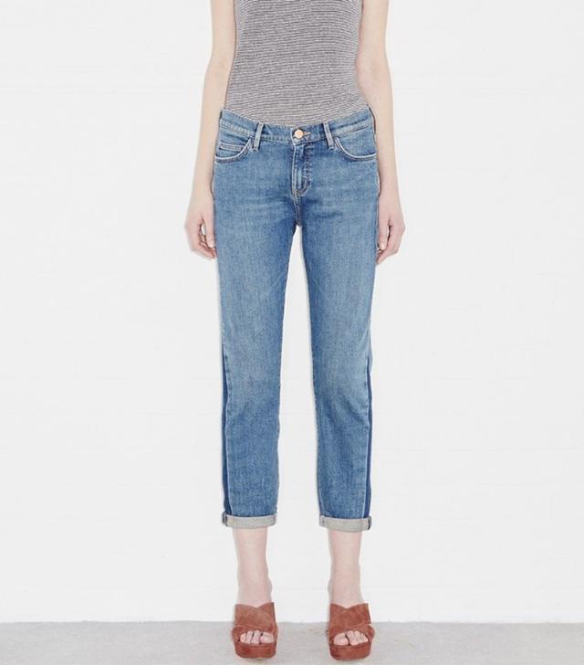 M.i.h Jeans Tomboy Skinny Boyfriend Jeans