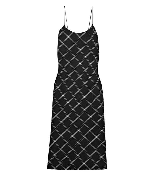 Tibi Printed Midi Dress
