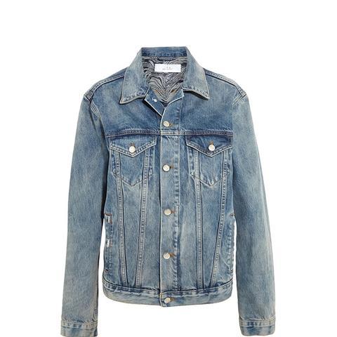 Nado Oversized Denim Jacket