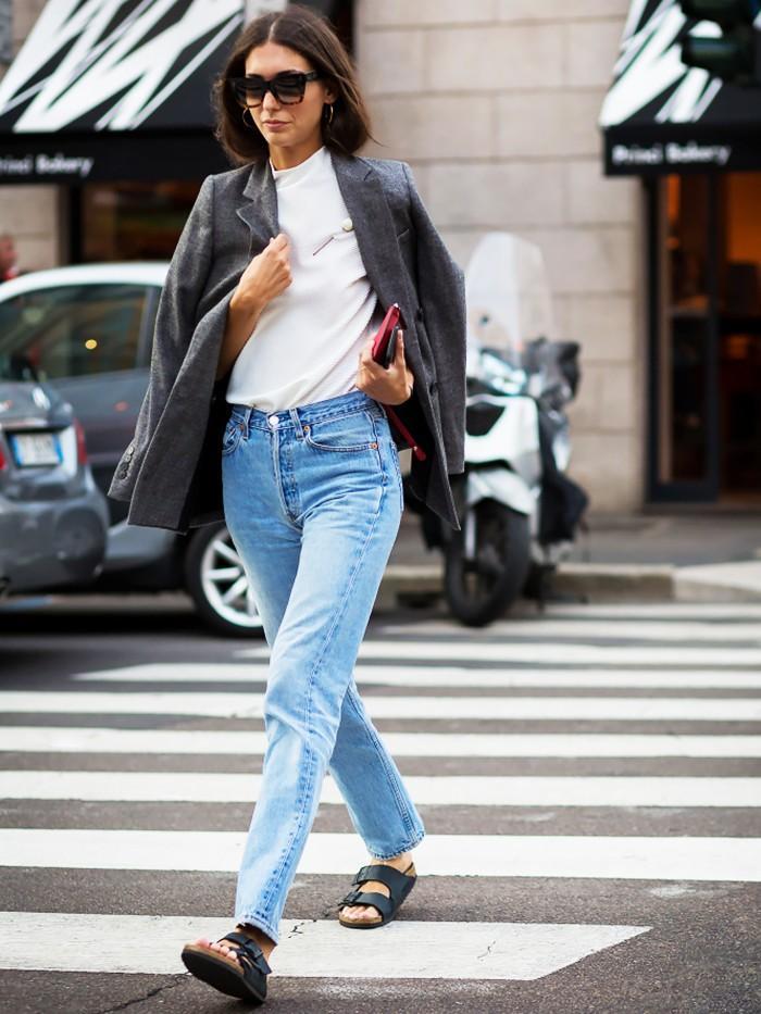 The 2016 Way to Wear Birkenstocks   Who What Wear